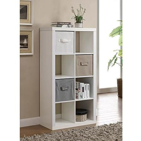 Better Homes And Gardens 8 Cube Organizer Multiple Colors My Office Pinterest