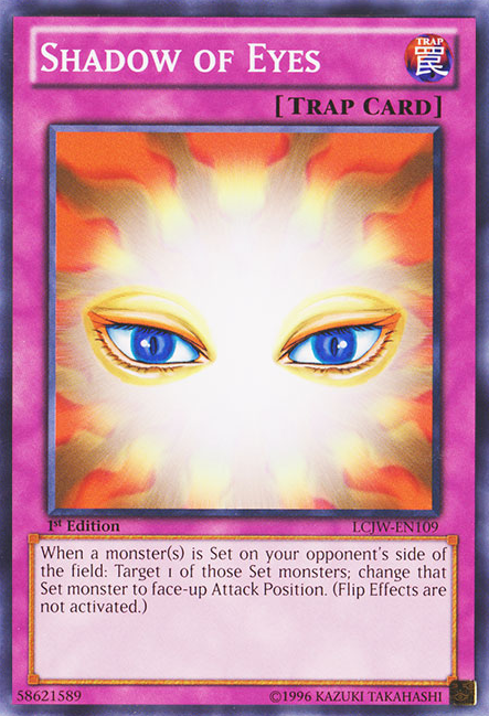 Shadow Of Eyes Yugioh Yugioh Cards Cards