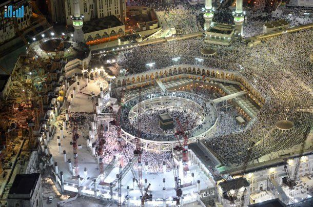 مكة المكرمة 17 Masjid Kaba Places