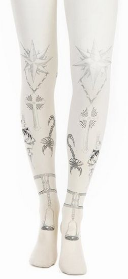 Rodarte Tights x Opening Ceremony, $110 Scored these on eBizzle for ...