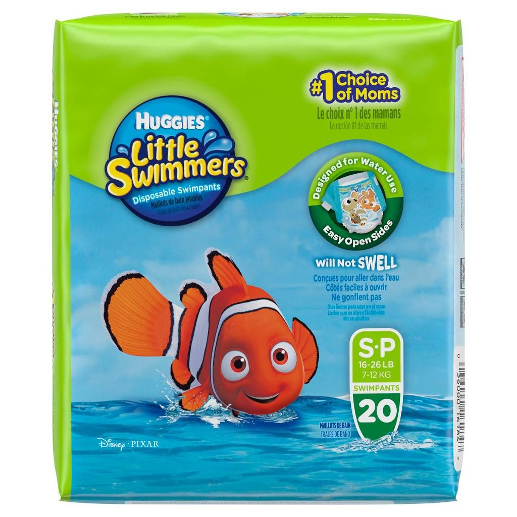 Is your baby's swim diaper stockpile running low? Then now is your lucky day to get Huggies Little Swimmers Swimpants {Big Packs} for only $4.49 each!