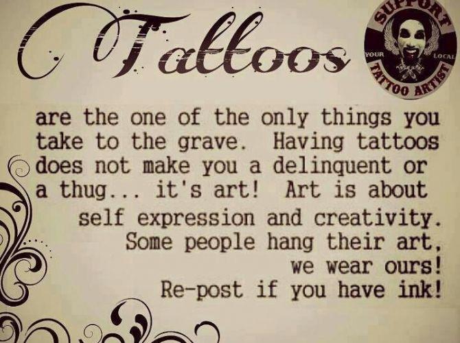 Tattoos Are Art | Ruth Tattoo Ideas