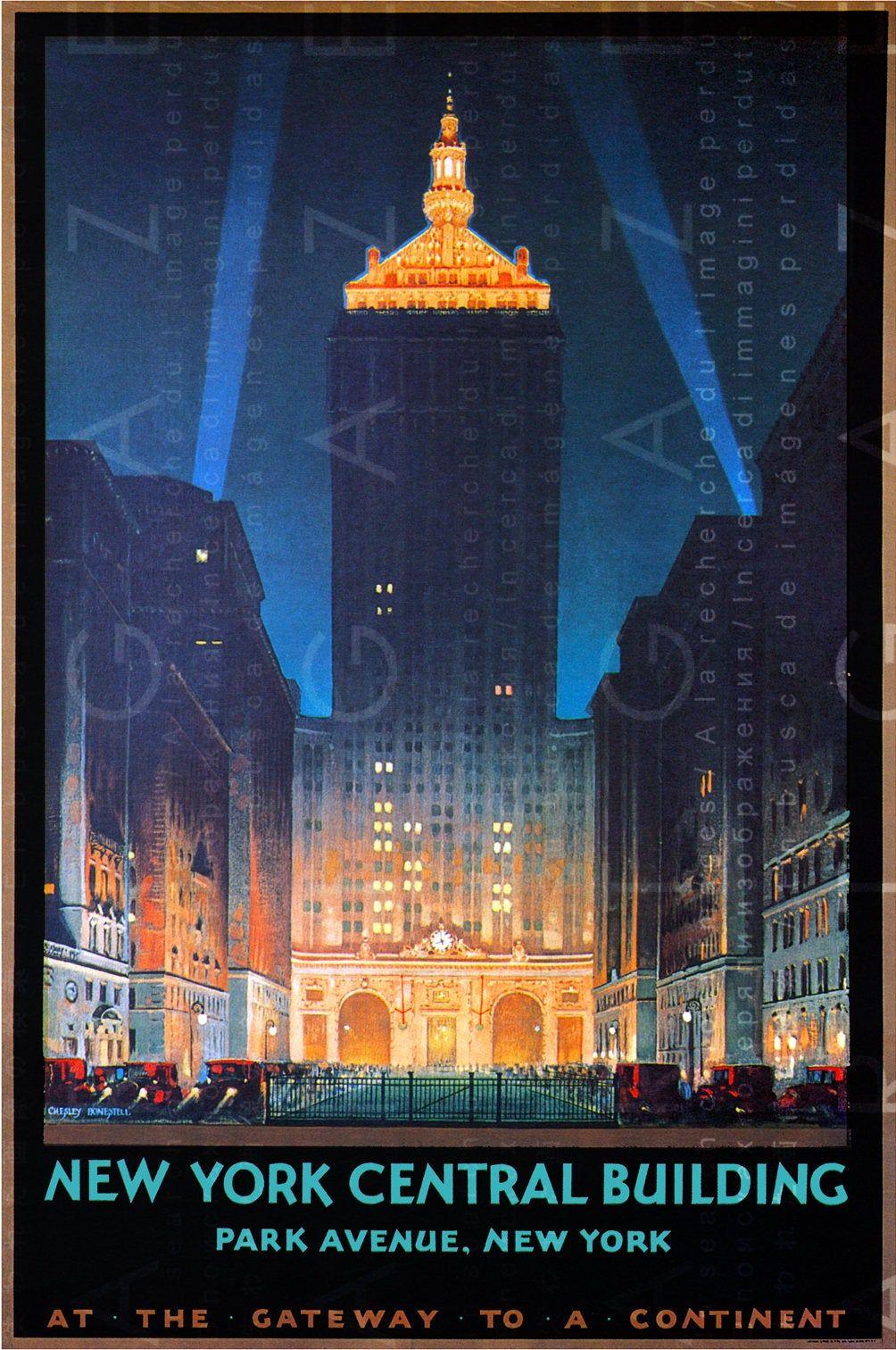 Park City Vintage Posters