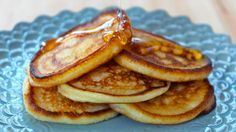 Cheese Latkes Recipe   Jewish Recipes   PBS Food