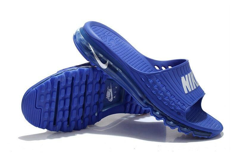 2015 Latest Nike Air Max Outdoor Slippers Cheap Mens Flip