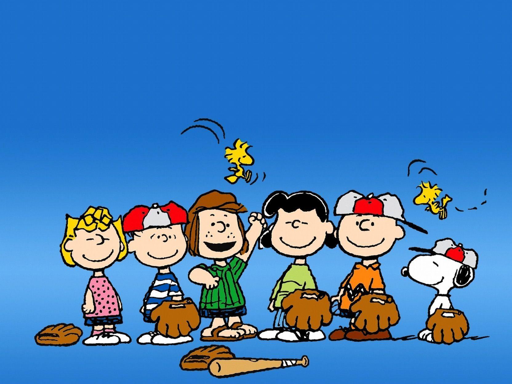 Peanuts Snoopy Wallpaper For Desktop HD Wallpapers 1664
