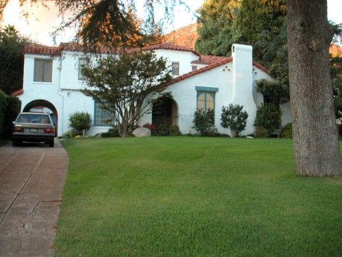 Beverly Hills  La Maison Des Walsh Lieu De Tournage EtatsUnis