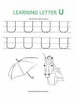math worksheet : 1000 images about letter u worksheets on pinterest  alphabet  : Letter U Worksheets For Kindergarten