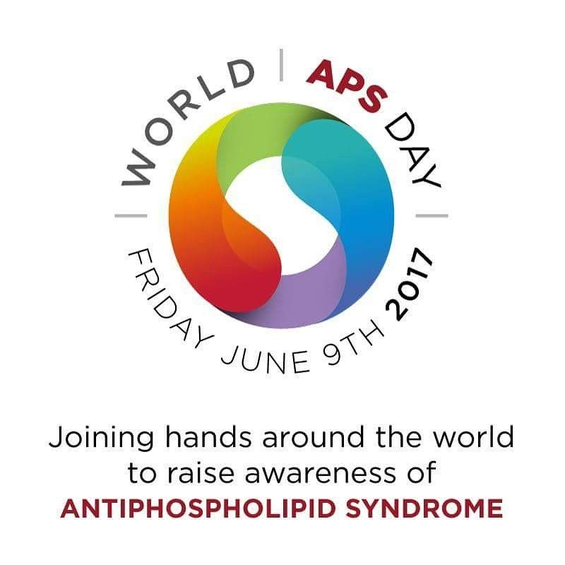 Today Is World Aps Day The First Global Awareness Campaign Aimed At Raising Awareness Of An How To Relieve Stress Antiphospholipid Syndrome Awareness Campaign