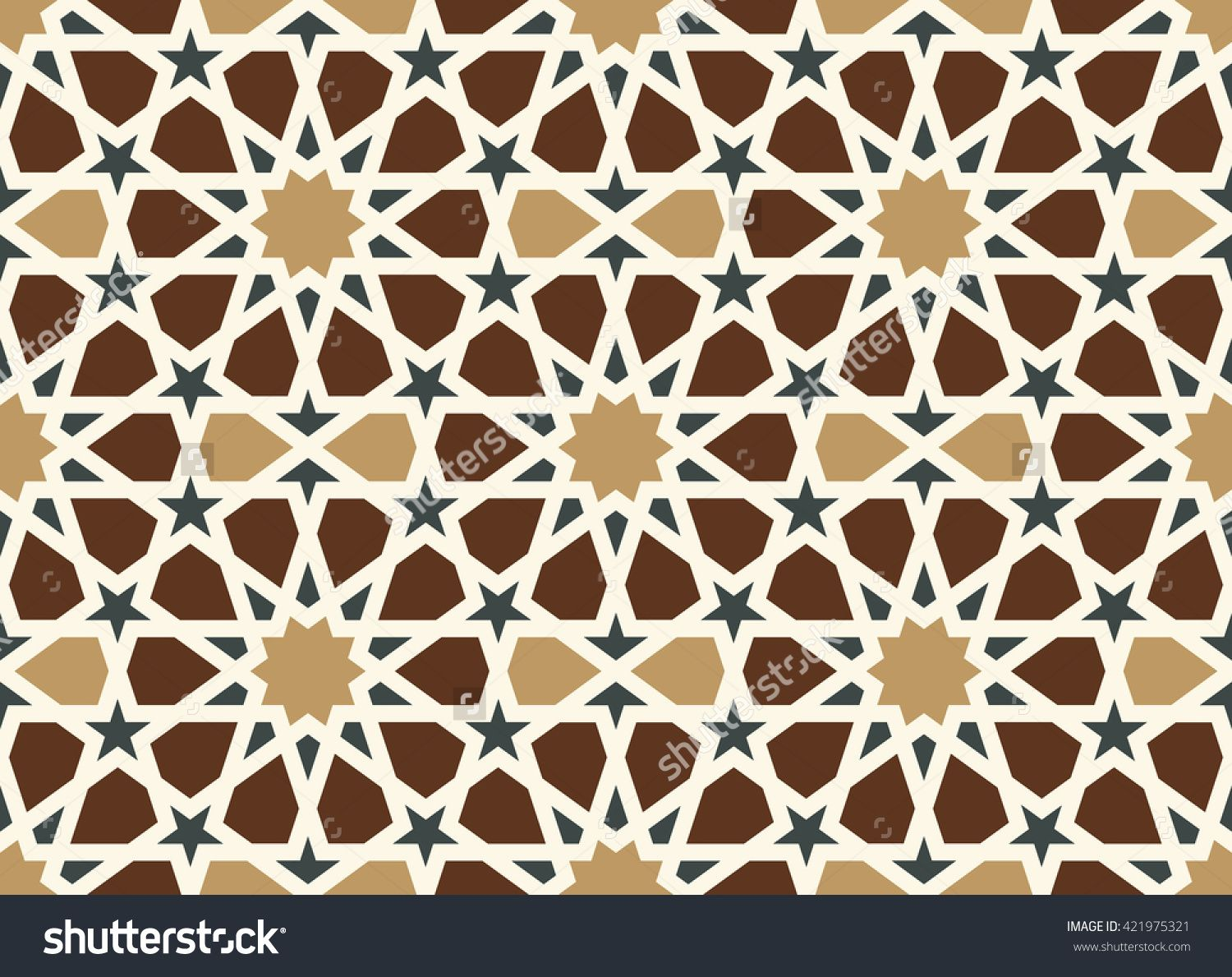 stock-vector-morocco-arabic-pattern-traditional-islamic-design-background-brown-ocher-black-white-colors-421975321.jpg 1.500×1.189 piksel