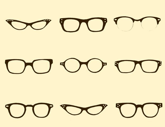 6c71c4e9dfa4 glasses fabric by spoonflower. love this idea! how simple.