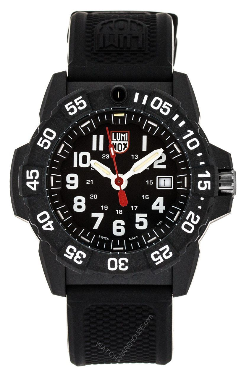 58130bde21d Buy this New   Authentic XS.3501 Luminox Navy Seal 3500 Series 45MM  Rotating Bezel