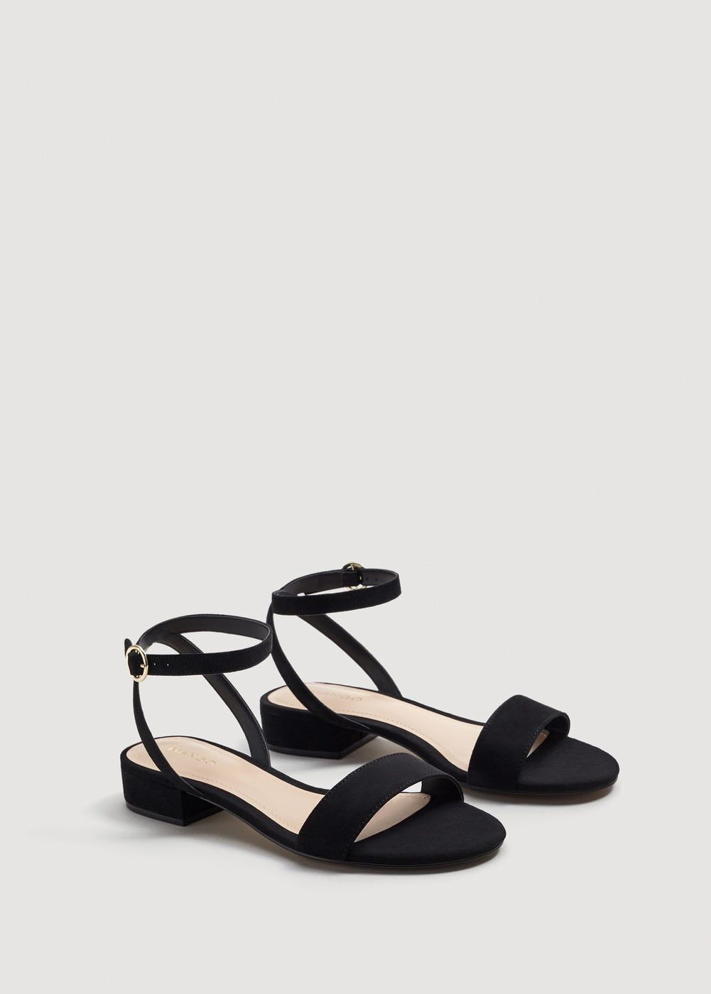 17a8675759bd Ankle-cuff sandals - Women in 2019