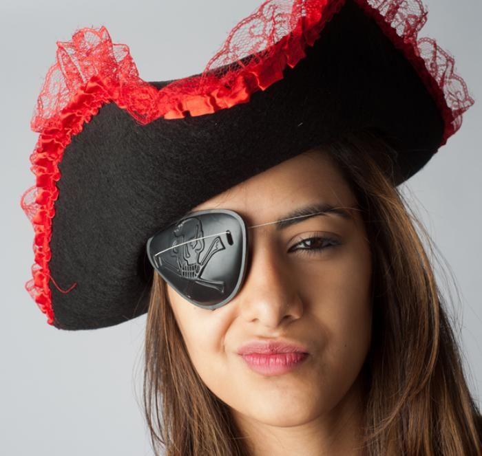 Ooglap piraat - Las Fiestas
