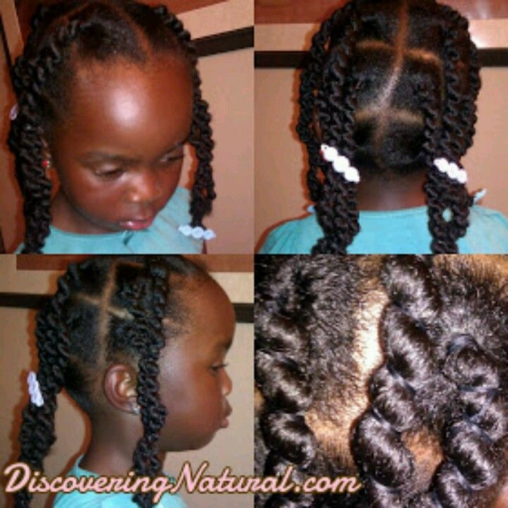 Pin By Discoveringnatural A On Girl Hairstyles In 2020 Natural Hair Styles Kids Braided Hairstyles Toddler Hairstyles Girl