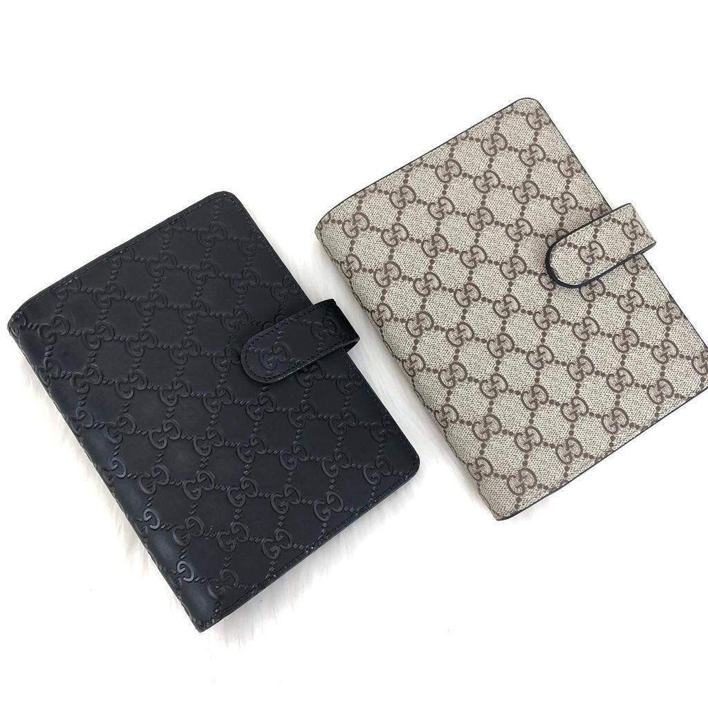 6b7364e83 Gucci Agenda Medium100% Genuine Leather( Note papers are included ...