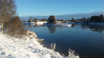 Winter Wonderland, Isokyro Finland yle.fi / Reijo Kärkkäinen