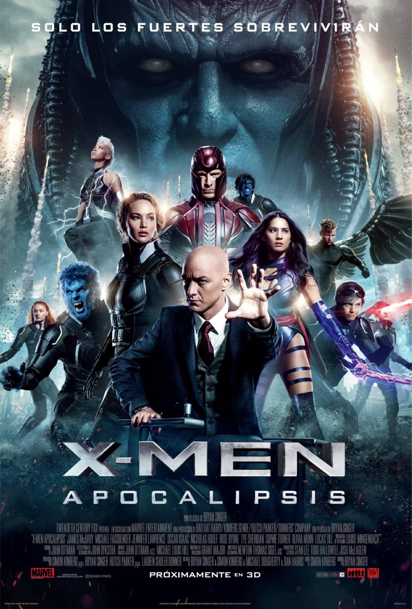 X Men Apocalipsis Apocalypse Movies X Men Apocalypse Free Movies Online