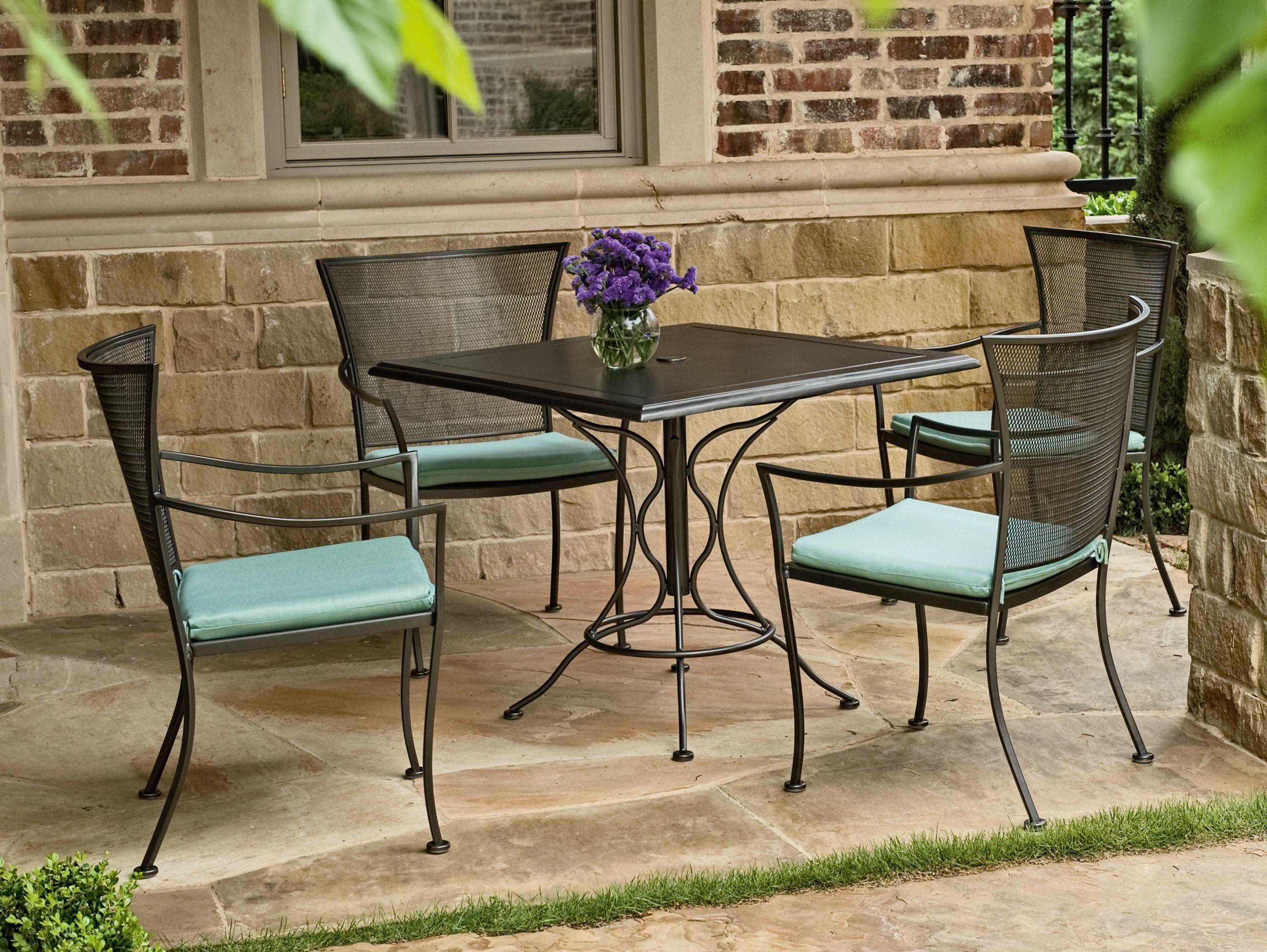 woodard amelie dining set gvbds meubles de patio en