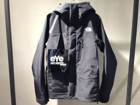 コレクション:2013 S/S THE NORTH FACE x eYe COMME des GARCONS JUNYA WATANABE MAN Collection | コムデギャルソン店舗マップ