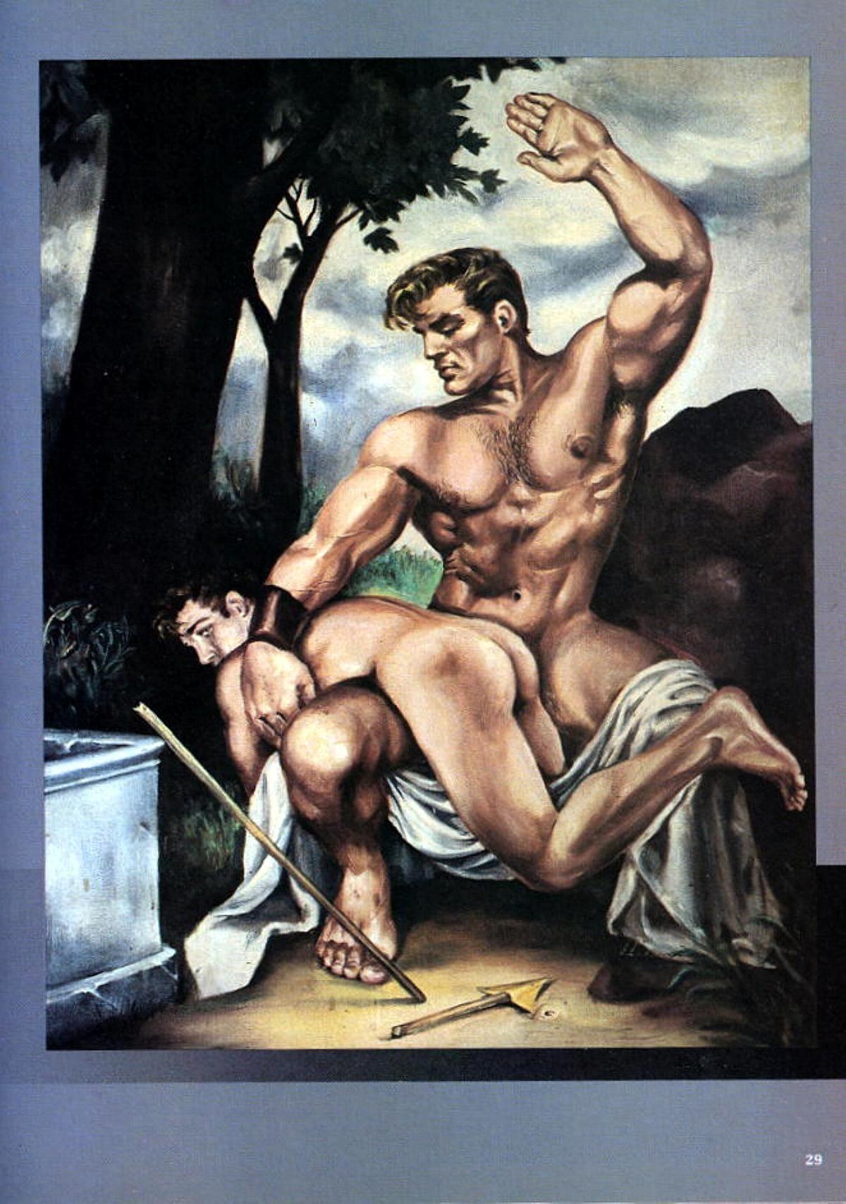 Gay comics stephen etienne