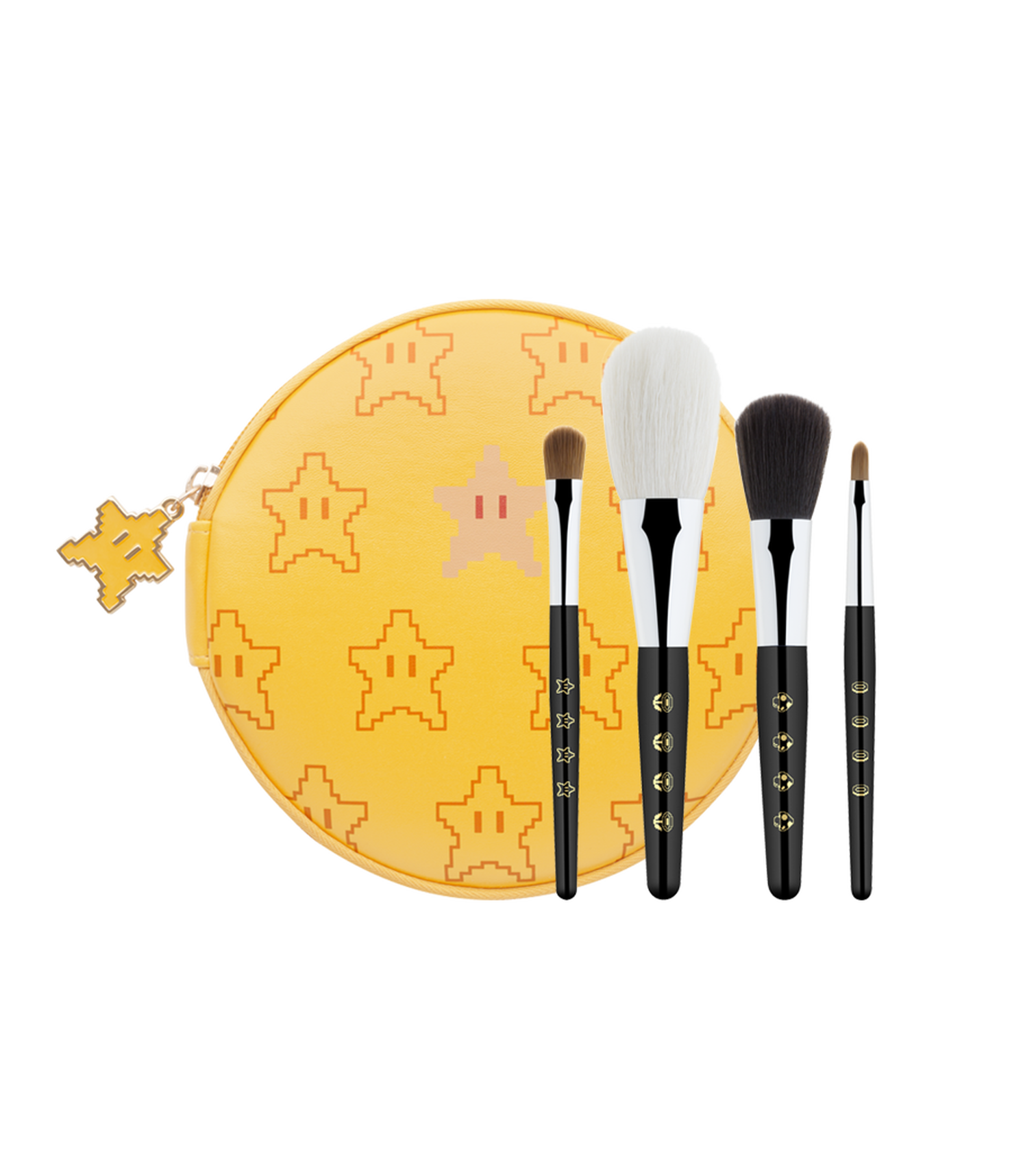 peach's favorite premium brush set shu uemura art of
