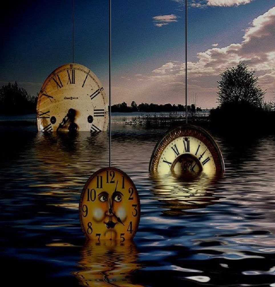 Time Art, Surreal Art, Pictures
