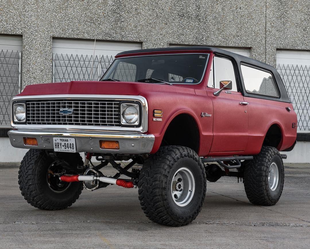 Starwood Custom Chevy K5 Blazer Starwoodmotors Chevy Chevrolet Blazer Jeep Dealer Custom Jeep New Trucks