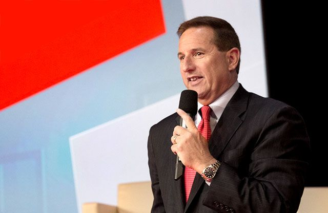 Oracle's Mark Hurd Discusses The Cloud, Customers, And Two