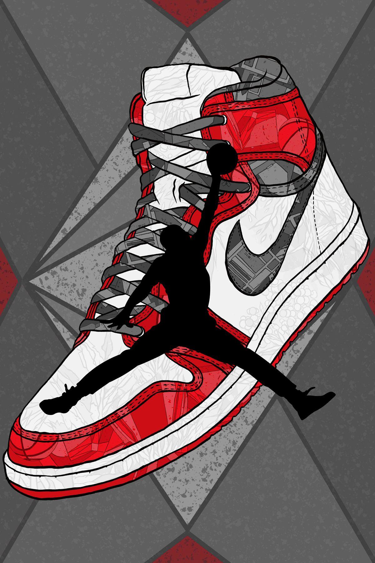 9ab3adaf233c52 Pin by   KoolKid on Sneakers art