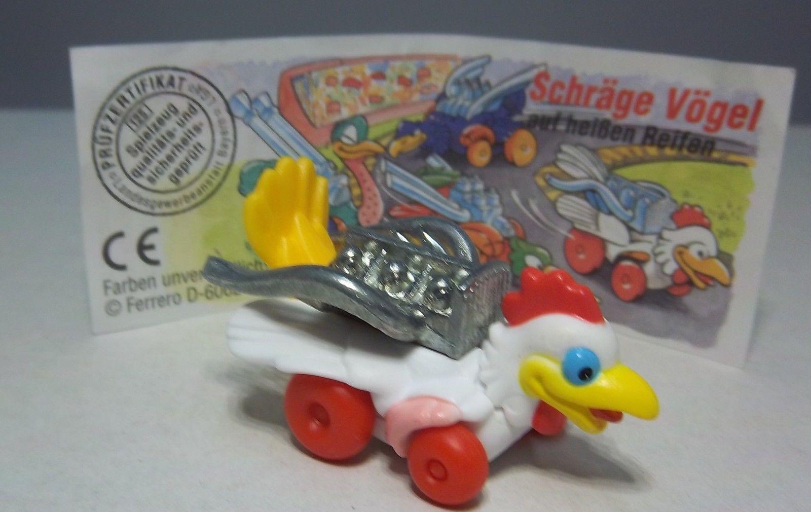 Ü EI Autos Schräge Vögel auf Heißen Eisen Komplettsatz BPZ Zum Wählen | eBay