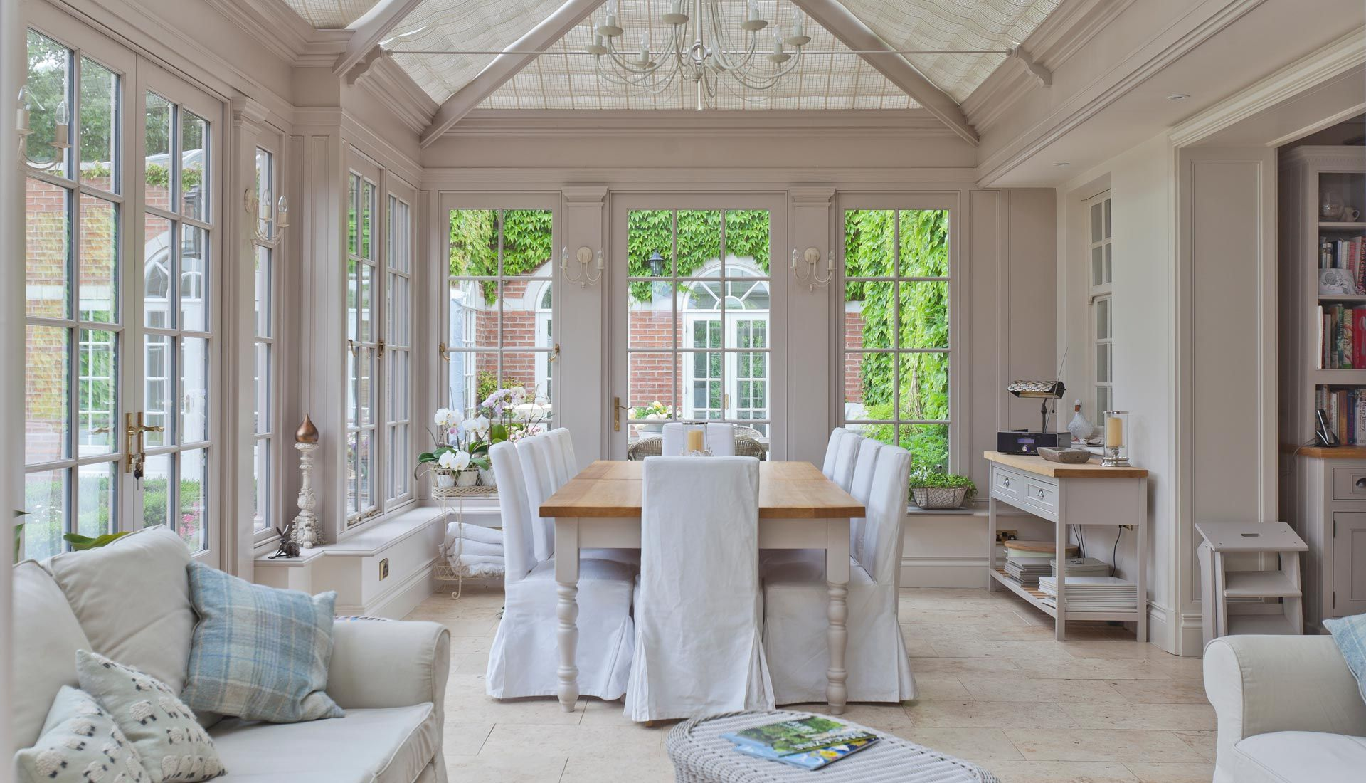 Outstanding Conservatory Dining Room Gallery - Best Image Engine ...
