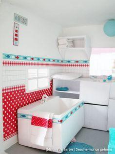 diy-tutoriel-fabriquer-maison-de-barbie-salle-de-bains   barbie ...