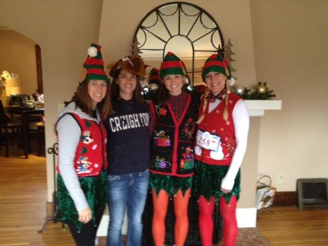 Ugly Sweater 5k_elves costume
