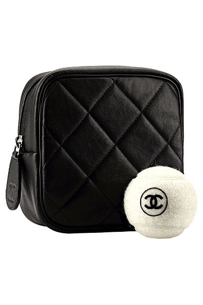 1b69c6912552f9 Chanel Tennis Ball | tennis addiction! | Chanel handbags, Fashion ...