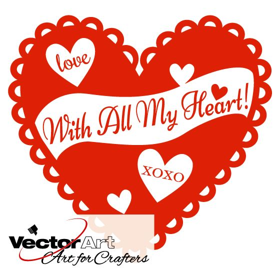 Pin On Vector Art For Crafters Valentine Wedding Svg Files For Cutting And Crafts