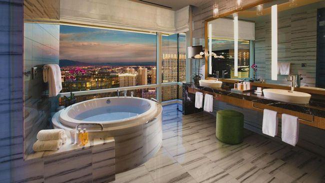 Aria Sky Suites Las Vegas Nevada Exclusive Luxury Hotel