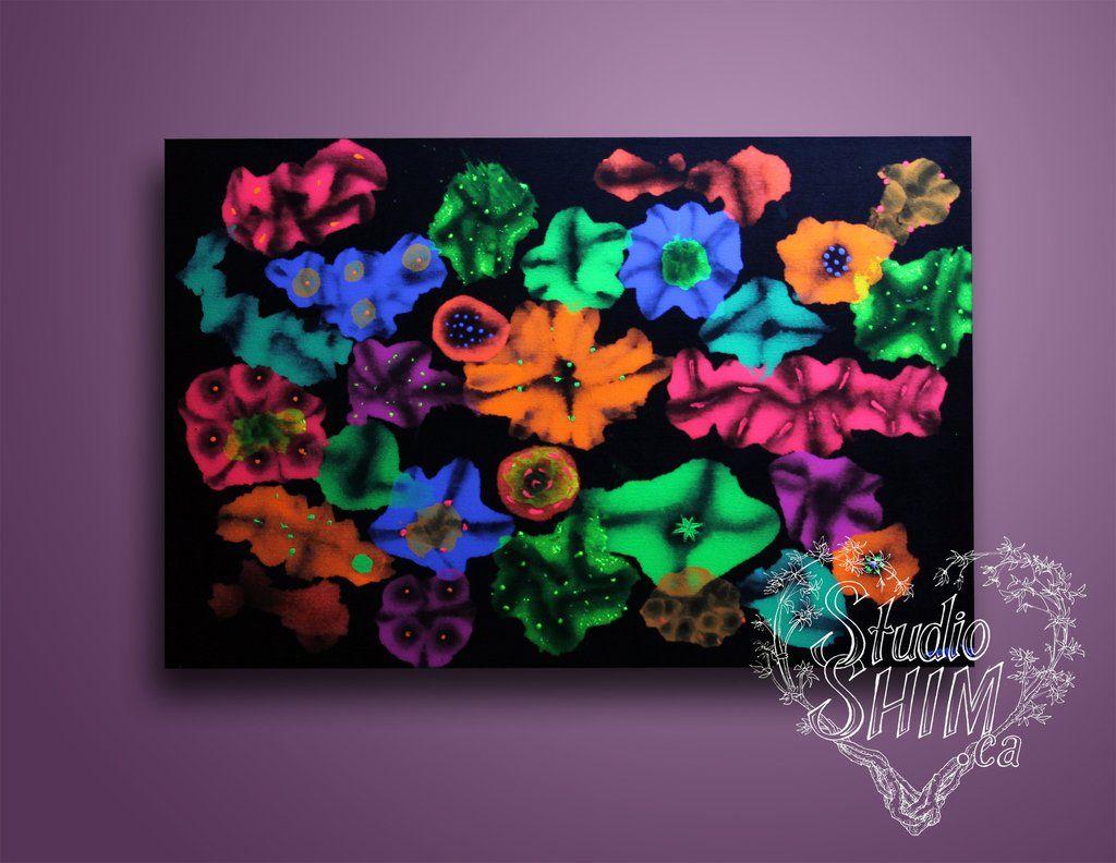 Cosmic Bouquet by The Sign Writer https://www.studioshim.ca O