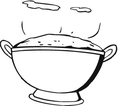 Coloring Rice Food Coloring Pages Coloring Pages Cute Coloring Pages