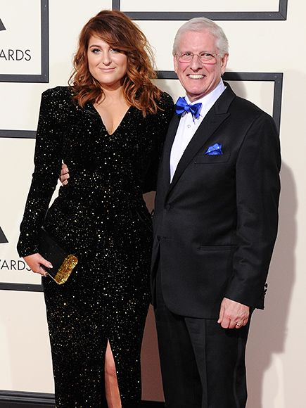 MEGHAN TRAINOR & HER DAD