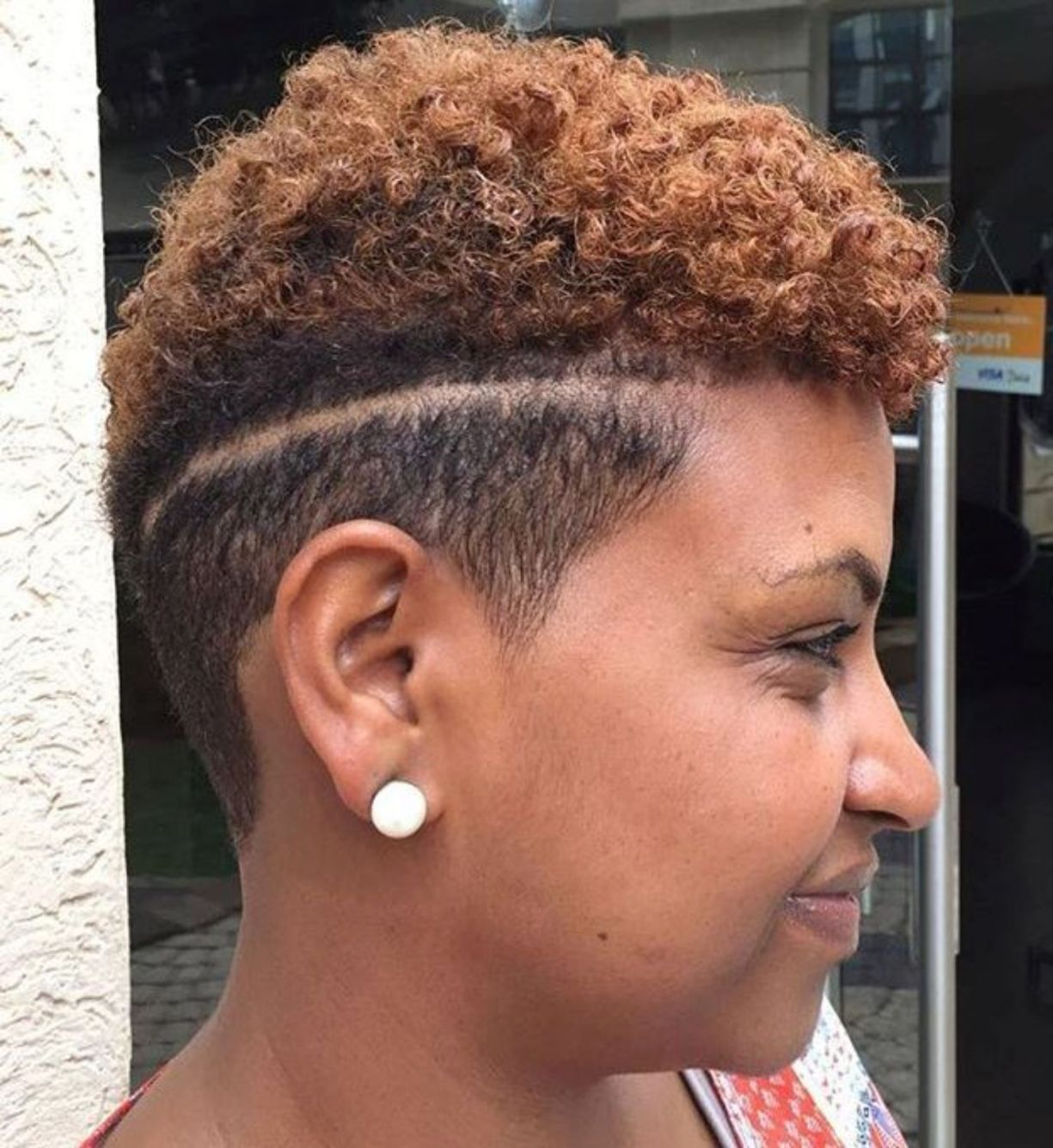 40 Cute Tapered Natural Hairstyles For Afro Hair Hair Cuts