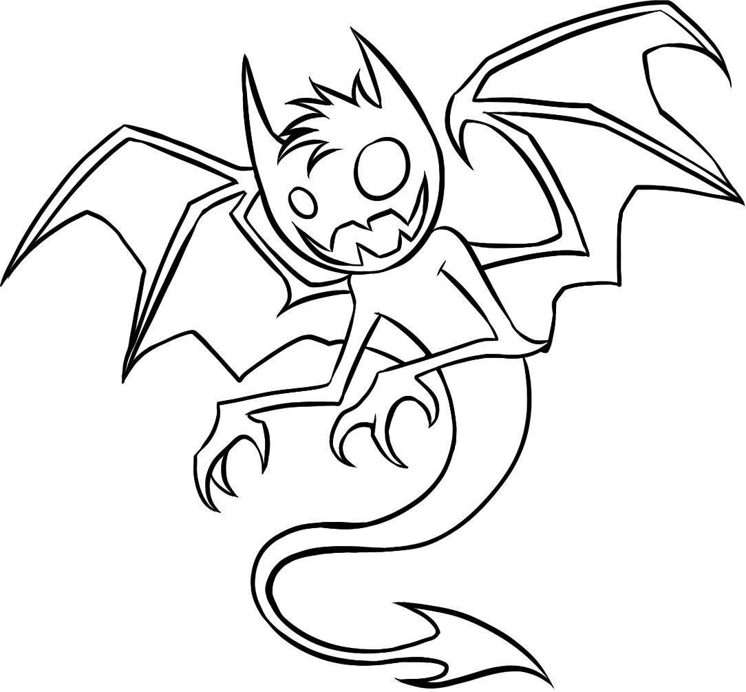Lil Demon Drawings Anime Demon Online Drawing