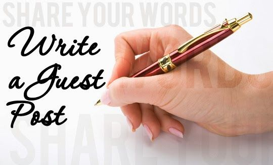 List Top High PR Blogs To Submit A Guest Post | Business | Writing