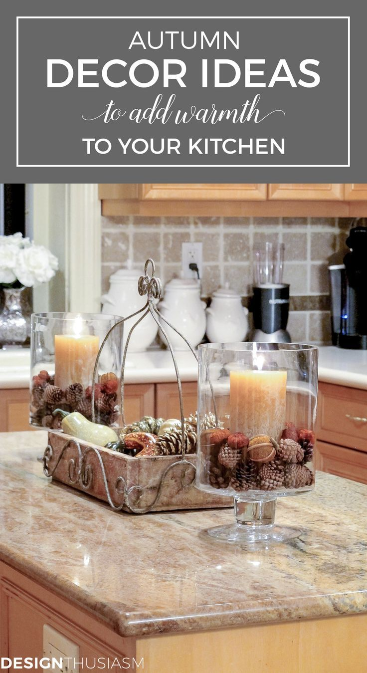 Fall Room Decor: 6 Ways to Add Autumn Warmth to Your Kitchen images