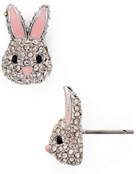 kate spade new york Rabbit Earrings