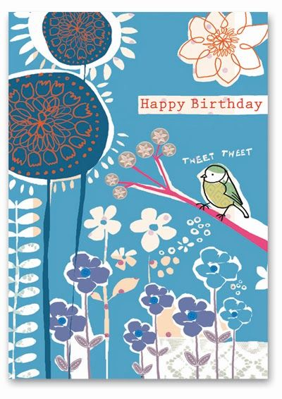 Card And Gift Blog Lou Mills Introduce New Dilly Dally Cards Cool Birthday Cards Cards Happy B Day Images