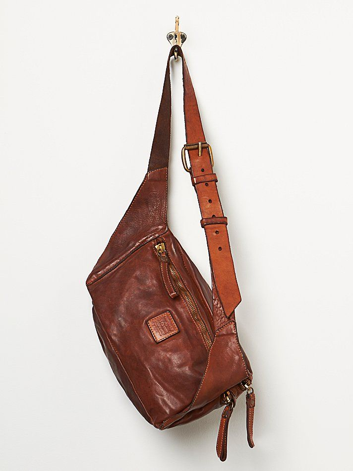 f29d8869e Campomaggi Brato Belt Bag at Free People Clothing Boutique. Find this Pin  and more on leather ...