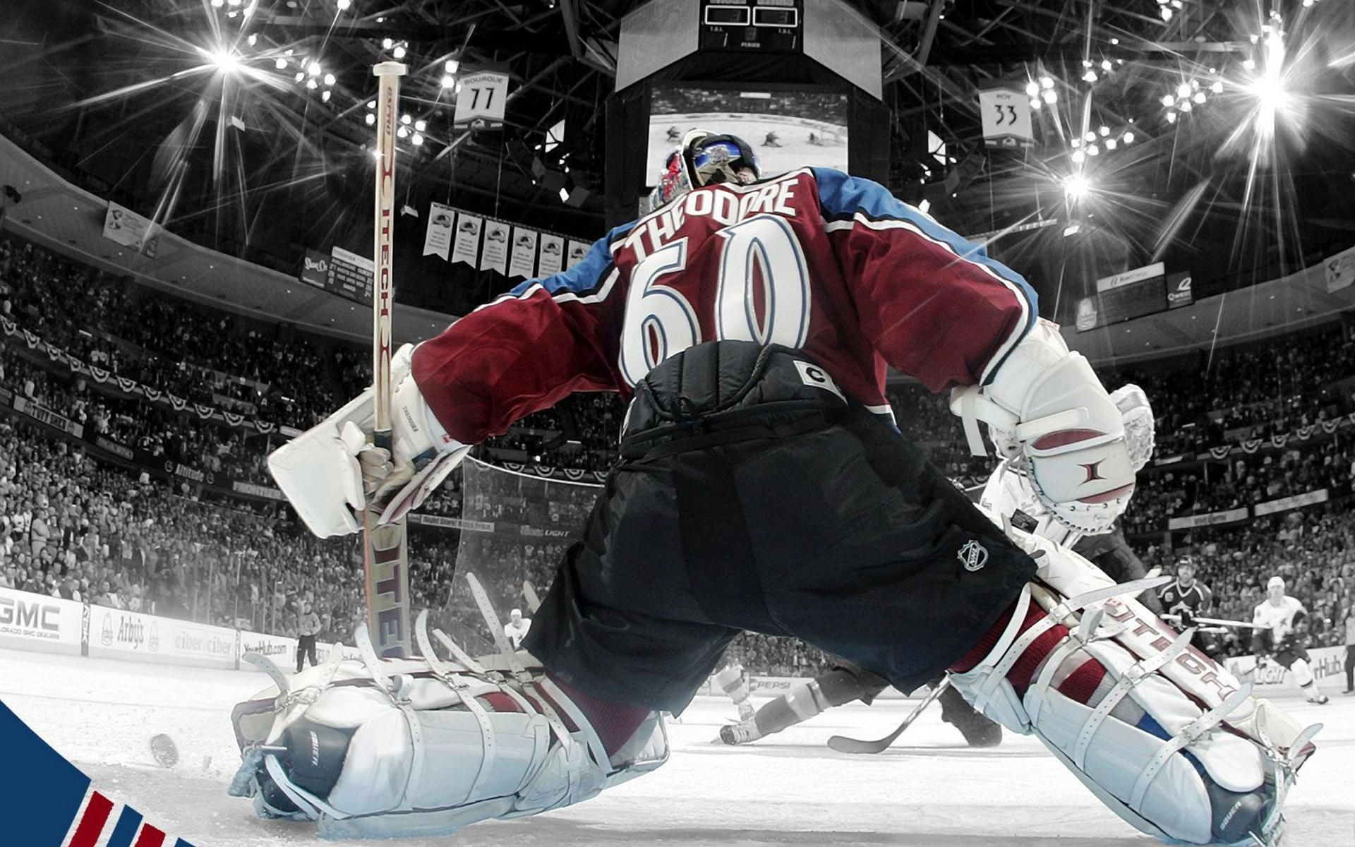 Wallpapers Hockey Sport Photo 228280 Hockey Pictures Nhl Wallpaper Colorado Avalanche