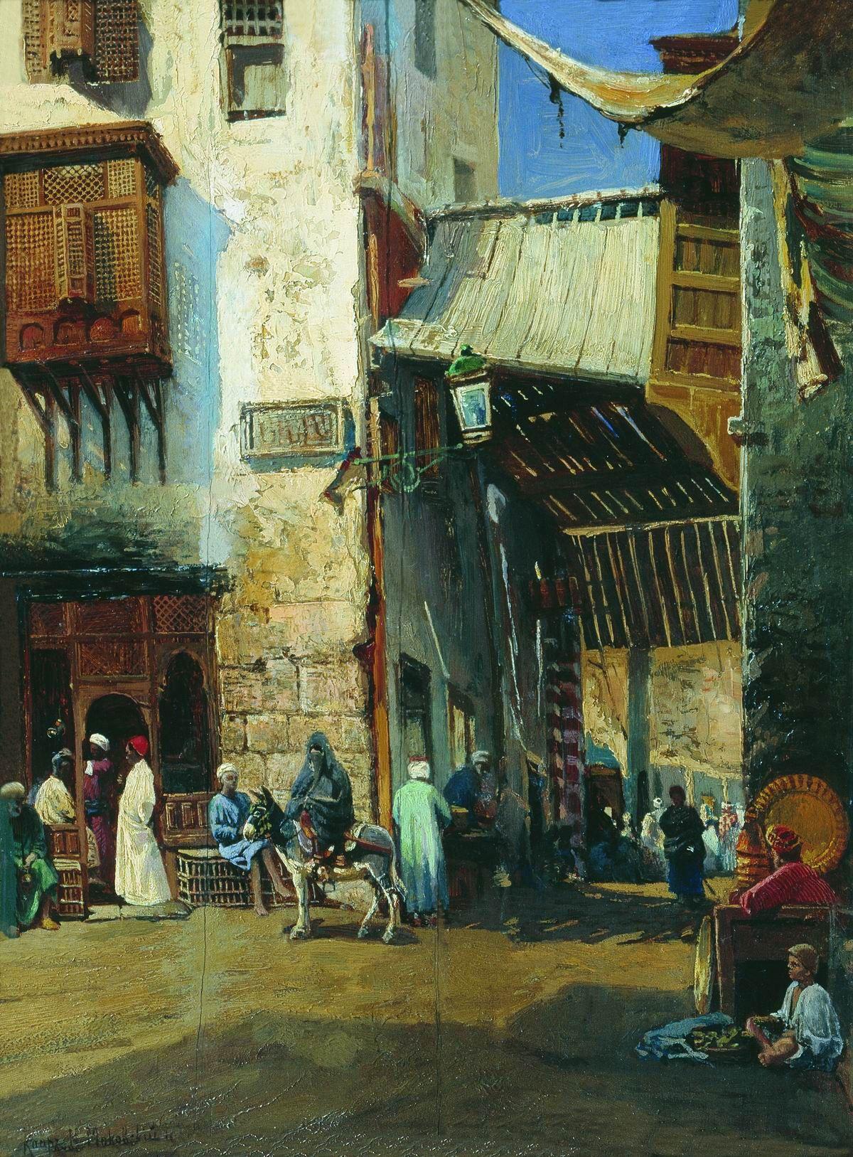 Mediterrane Gemälde pin christine heber auf konstantin egorowitsch makovsky