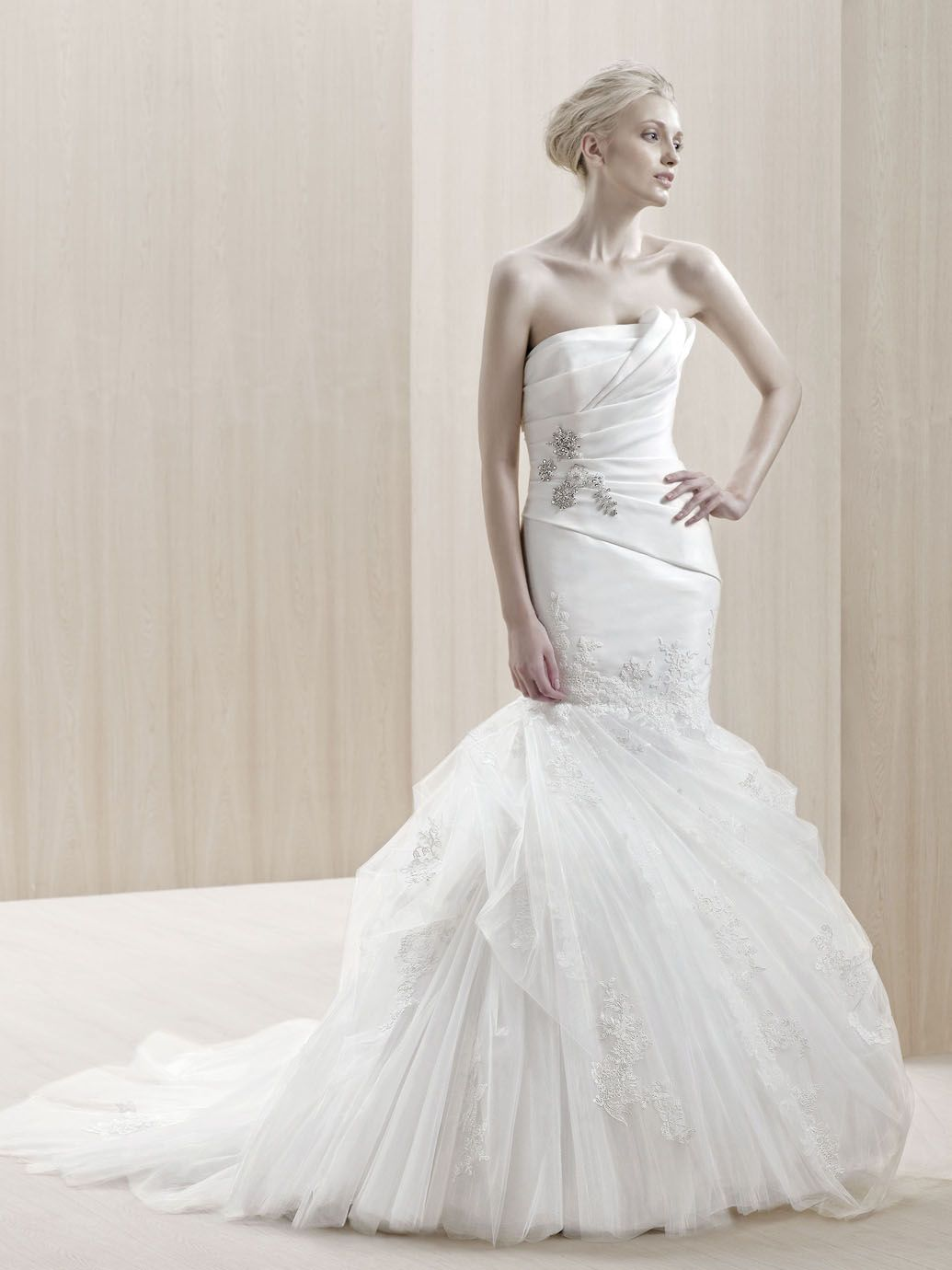 Everette blue collection enzoani available colours ivory